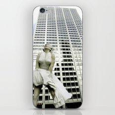 norma jeane iPhone & iPod Skin