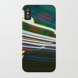 Night Light 97 iPhone Case