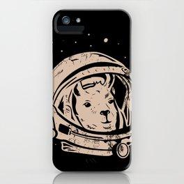 Astrollama iPhone Case