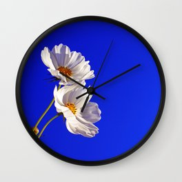 Paired Up Wall Clock