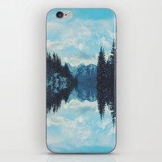 British Columbia Reflections iPhone Skin