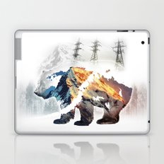 Save bears in nature Laptop & iPad Skin