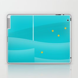 miro seeks a friend Laptop & iPad Skin