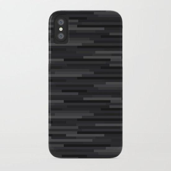 Black Estival Mirage iPhone Case