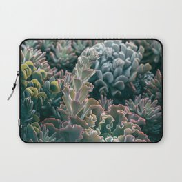 Mornings In The Succulent Garden #1 Laptop Sleeve