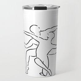 Infinite Duet Travel Mug