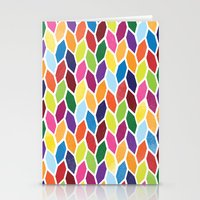 diamonds Stationery Cards featuring Diamonds by Wharton