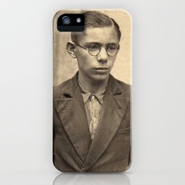 Hans iPhone Case
