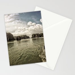 Vietnam Halong Bay Color Stationery Cards