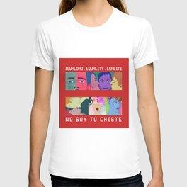 Igualdad . Equality . Égalité T-shirt