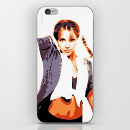 Hit Me Baby One More Time iPhone Skin