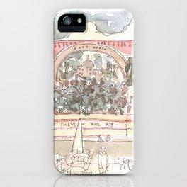 Sundance Square iPhone Case