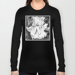 asc 566 - La butineuse (Seeking for sweetness) Long Sleeve T-shirt