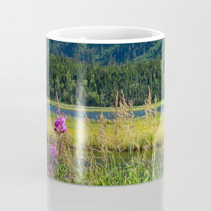 July at Tern Lake - II Coffee Mug