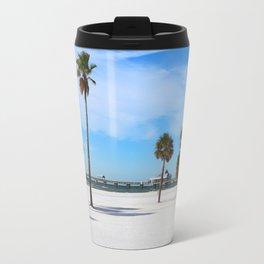 A Florida Winterday Travel Mug