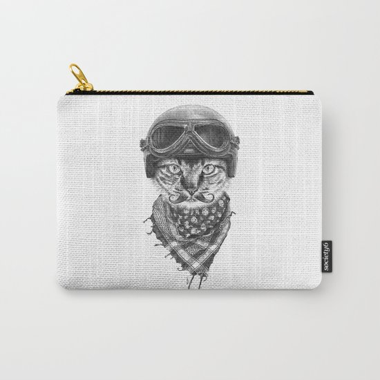 Don't Pussy Me Carry-All Pouch