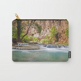 Beaver Falls Grand Canyon Havasu Region Carry-All Pouch
