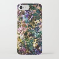 vintage flowers iPhone & iPod Cases featuring Vintage Flowers by Vitta