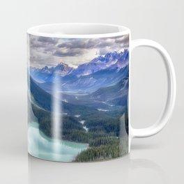 Peyto Lake - Banff National Park Coffee Mug