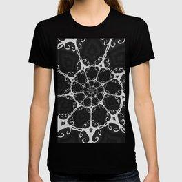 Dark Mandala #3 T-shirt