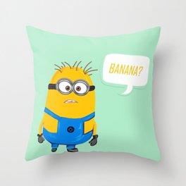 Po Ka? Throw Pillow