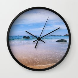 Fort Bragg Color Wall Clock