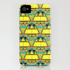 Aztec Tribal Seamless Design iPhone (4, 4s) Slim Case