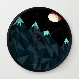 Night on Bald Mountain - Mussorgsky Wall Clock