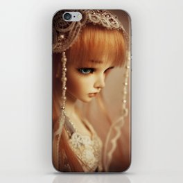 Timeless Beauty iPhone Skin
