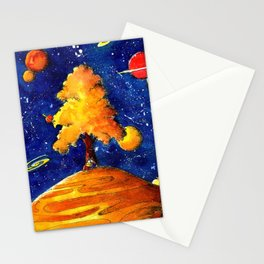 Little couple Stationery Cards
