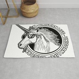 Unicorn Life Rug
