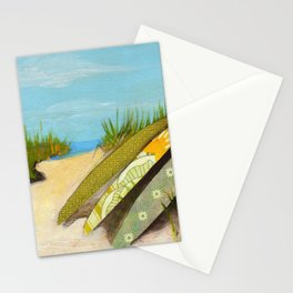 Sea Dunes Stationery Cards