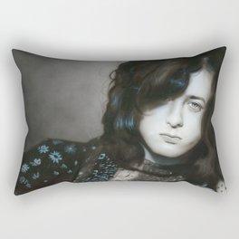 'Jimmy Page' Rectangular Pillow