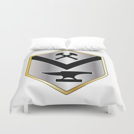 Smith Coat of Arms Duvet Cover