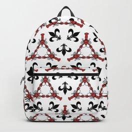 Crawfish Kaleidoscope Backpack