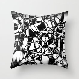 Brainwashed Throw Pillow