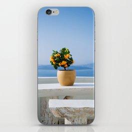 Santorini, Greece #society6 #decor #buyart iPhone Skin