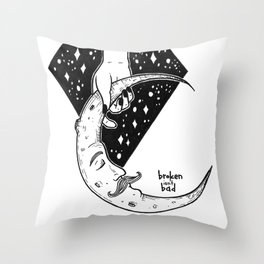 Be careful what you water your dreams with Throw Pillow