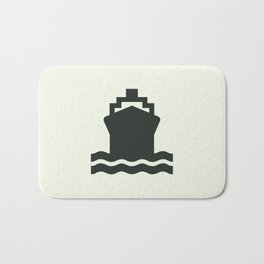 Ship Bath Mat