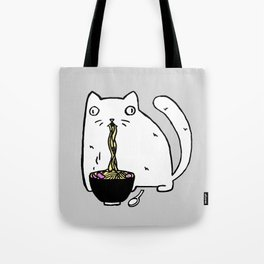 Rasabi Cat - Ramen Forever Tote Bag