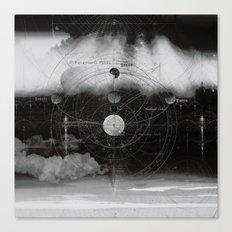 Astrolabe IV Canvas Print