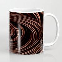 chocolate Mugs featuring Chocolate by Giada Rossi