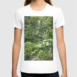 SEE THAT WATERFALL!  LOOKIE THERE! T-shirt