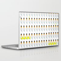 family Laptop & iPad Skins featuring family by Nayoun Kim