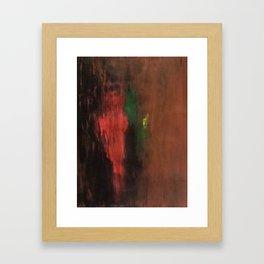 Van Collier Framed Art Print
