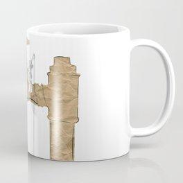 Paper Faucet Coffee Mug