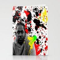 literature Stationery Cards featuring Literature by Kerosene Bill
