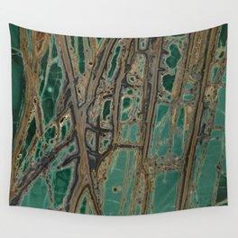 Variscite Wall Tapestry