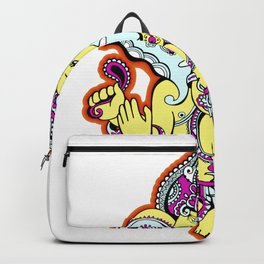 Ganesh Chaturthi India Religion Backpack