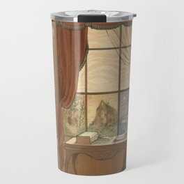 Jane Austen, Mansfield Park - the East Room Travel Mug